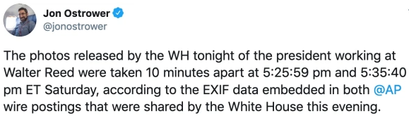 EXIF metadata tweet